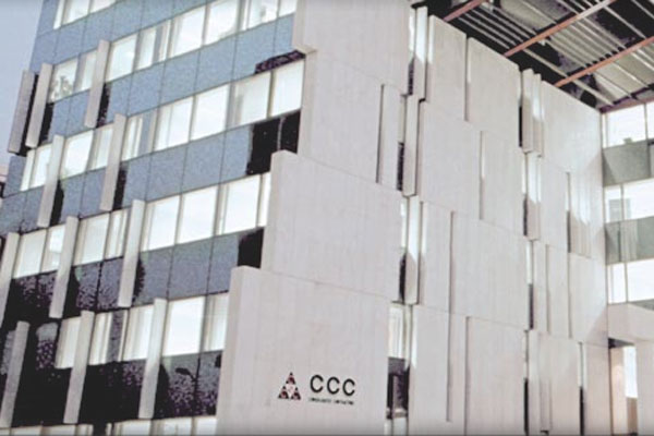 CCC named top international contractor in Mideast