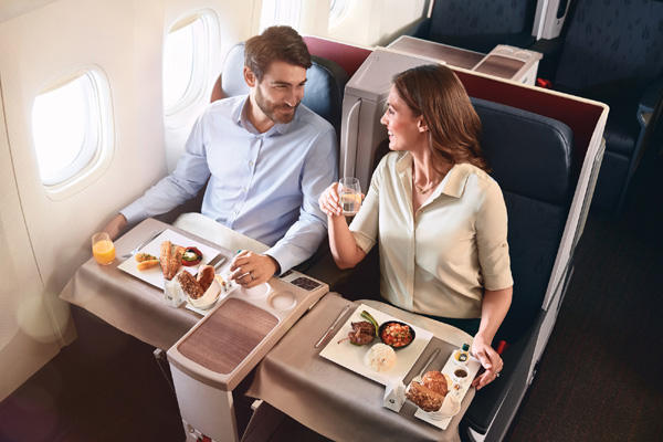 Turkish airlines launches two new business class services - Turkish airlines uk office ...
