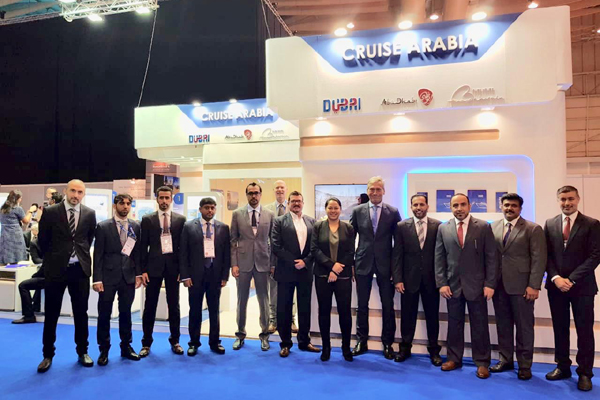 Exhibition Stand Builders Bahrain : Bahrain tourism participates in key cruise event in lisbon