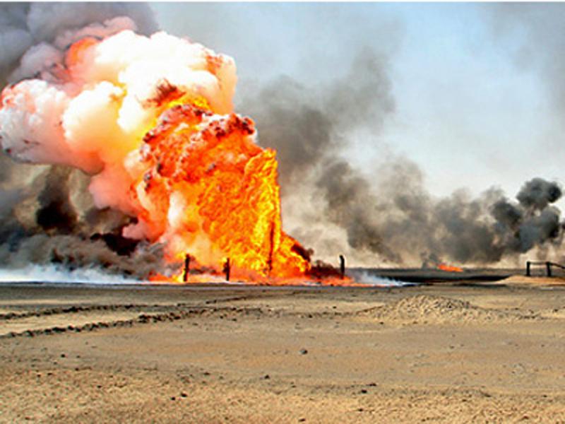 The Ajil oilfield