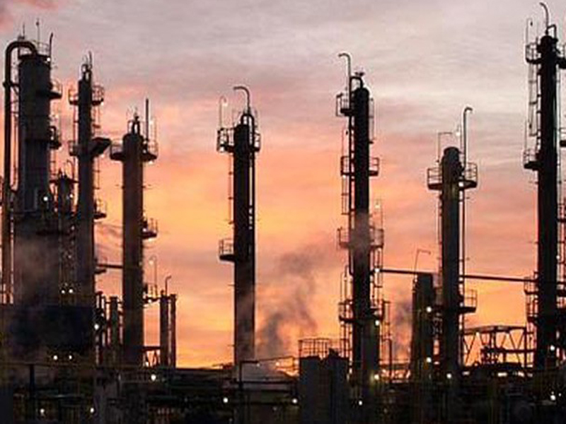 The Brod refinery