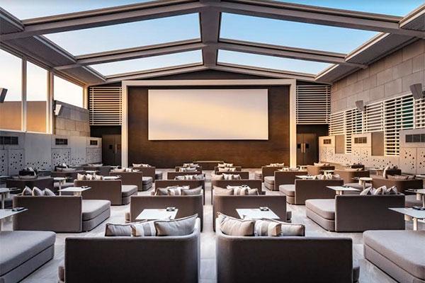 VOX Cinema Outdoor Day