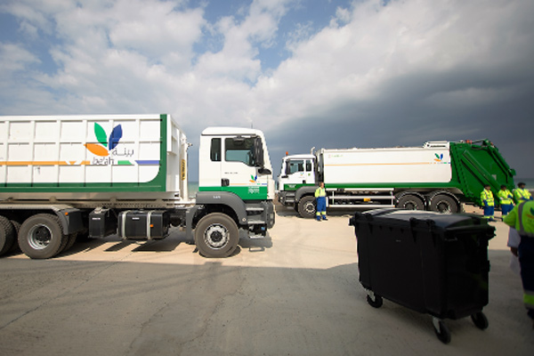 Be'ah is Oman's solid waste management firm