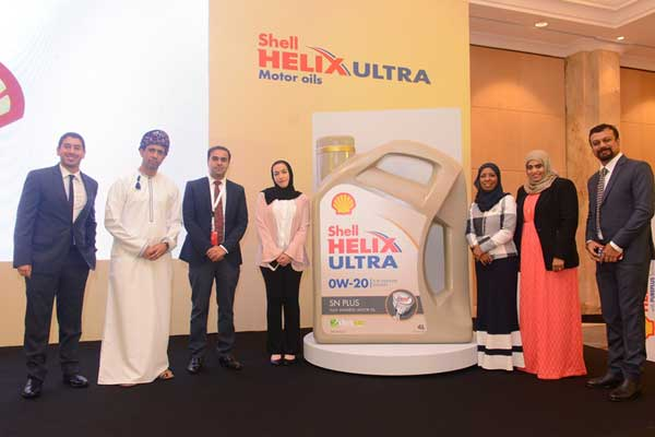 Shell Oman lance une nouvelle huile moteur. dans - - - Actualité lubrifiants automobiles shell3