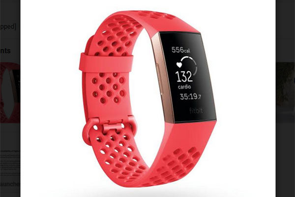 Fitbit launches latest wearable in Bahrain