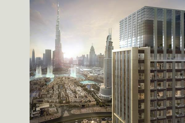 Emaar Launches Premium Downtown Dubai Apartments