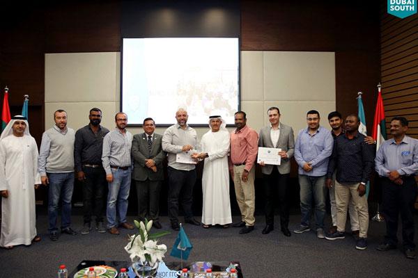 Dubai South honours companies for safety milestones