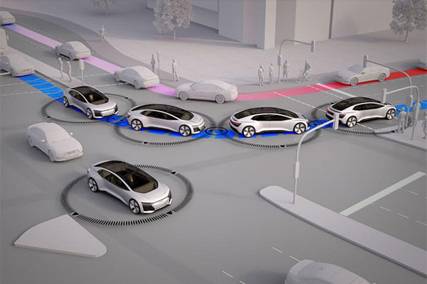 Trading In A Car With Problems >> No Congestion In The City Of The Future Audi Study