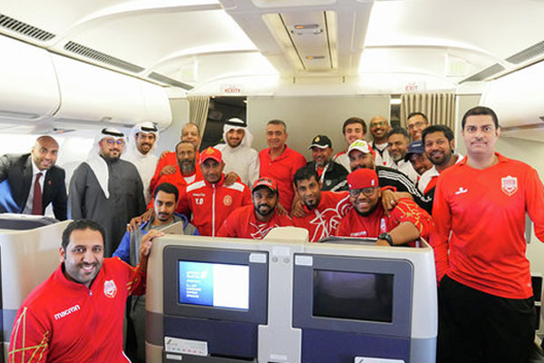 Batelco flies Bahraini soccer fans for opening AFC match