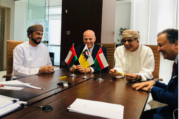 Oman Firm Eni Sign Deal For Oil Block