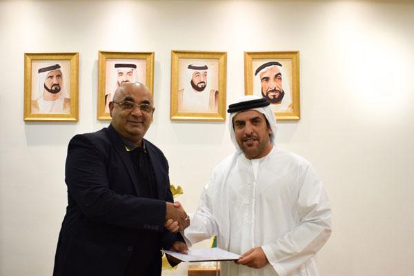 Leva Hotels joins hands with Ahmed Bin Khalaf Al Otaiba