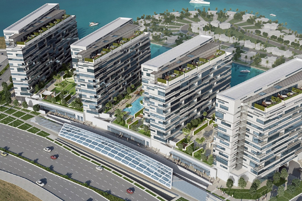 The Lamar residential development
