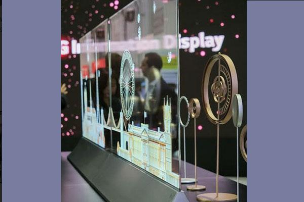 LG to showcase advanced display tech at Dubai show