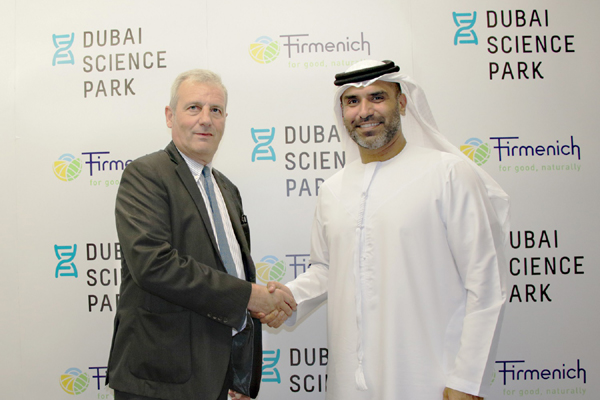 Swiss group Firmenich to build new research unit in Dubai