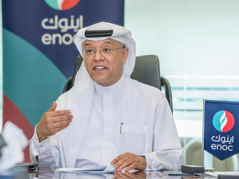 Al Falasi ... committed to deliver on the Saudi Vision 2030 objectives
