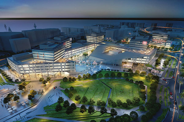 Aldar has been awarded a $544-million contract to complete<br>Saadiyat Island infrastructure