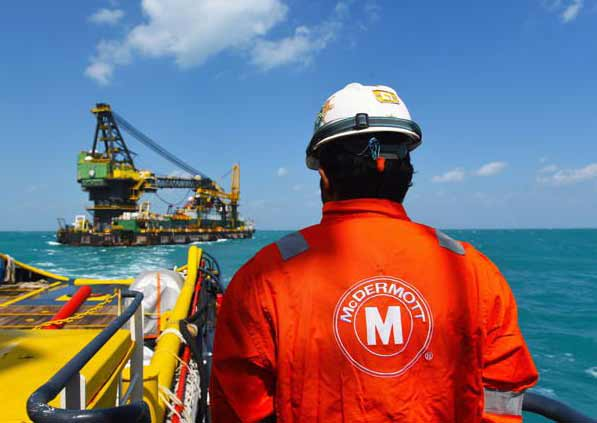 McDermott clinches $1 5bn Saudi Aramco project contract