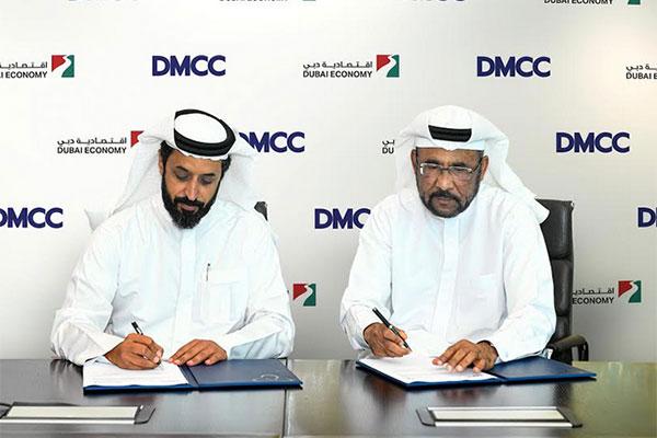 DMCC, DED partner for dual licensing scheme