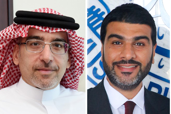 Faisal Khalid Kanoo and Mohamed Al Kooheji