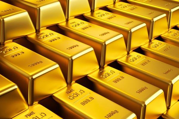 Overall gold demand fell