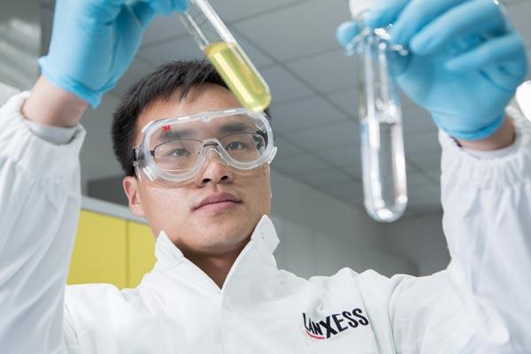 Lanxess disinfectants ... effective against viruses