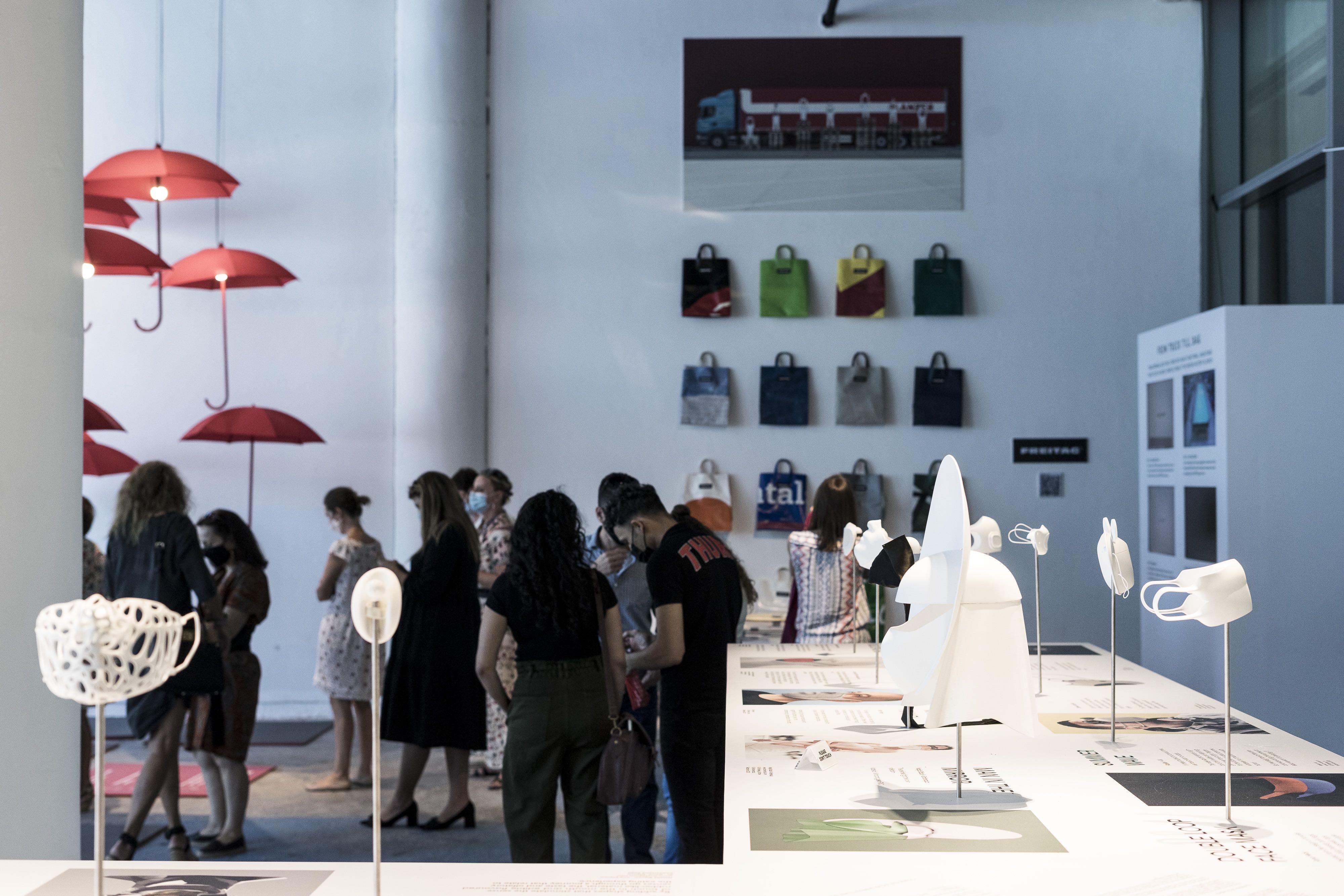 Switzerland shines at Dubai Design Week 2020