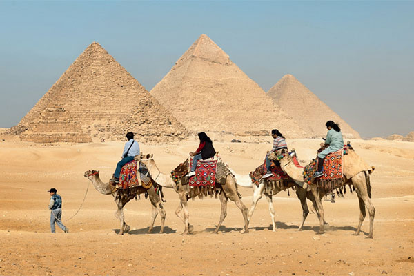 Egypt Tourism To Reach Pre Covid Levels By Autumn 2022