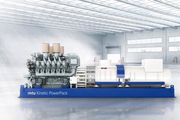 The Kinetic PowerPack