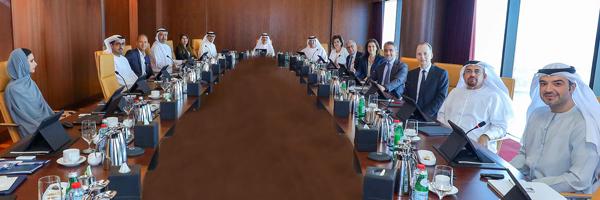 The Board of Directors of DIC meet