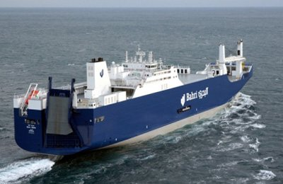 501pc profit jump for Saudi shipper Bahri